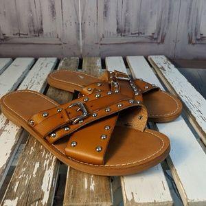 Womens shoes comfort flats slip sandals flip flops